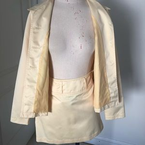 Guess two piece jacket and skirt suit